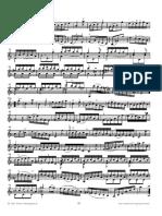 Bach Gigue Suite II Violin