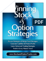 Stock and Option Trades