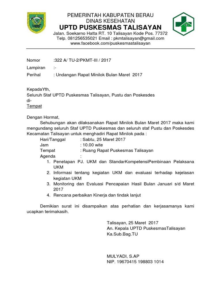 Surat Tidak Resmi Dlm Bahasa Inggris - Contoh Alasan