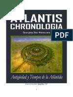 Atlantis Chronologia Por Georgeos Diaz Montexano