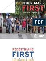 Pedestrians First