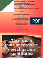 Diapositivas Técnicas de Recolección de Datos (1)