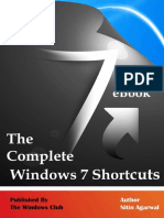 The Complete Windows 7 Shortcuts eBook by Nitin Agarwal.pdf