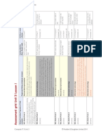Y9 Computing Assessment Grid