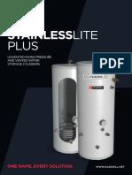 StainlessLite Installer Brochure JAN2018 v14 WEB