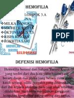 Powerpoint Makalah Hemofilia