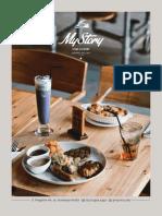 my story surabaya menu