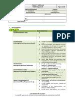 Project HSE Plan UNDOF Israel
