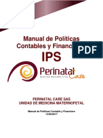 Manual de Politicas Perinatal Vs4 - 5 de Julio