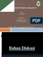 Kasus 1 - Hemoroid Interna Grade IV Ppt