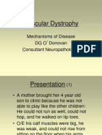 Muscular Dystrophgy