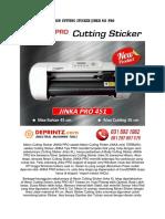CALL/WA 0812-9766-7579 | Grosir Alat Cutting