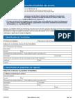 ASP Declaration Installation