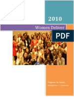 Women Deliver Report