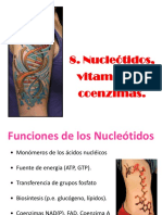 8. Nucleótidos, Vit y CoE 2016-2
