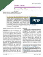 Amphetamines Potent Recreational Drug of Abuse 2155 6105 1000330