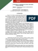 CEC 2015 Confraria do Fuxico Mestre GriÔ Sirley Amaro