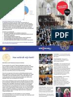 Brochure Kerkbalans Naarden 2017