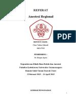 Edoc.site Referat Anestesi Regional
