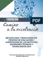 4.Resultados Evaluación ISTT 2014