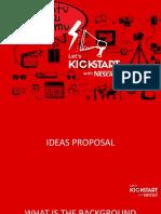 Nescafe Kickstart Template