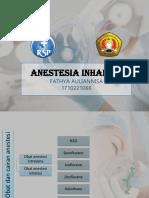Anestesia Inhalasi