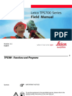 TPS700 FieldManual 2.1 English