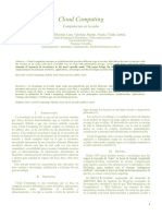 Paper Cloud Computing