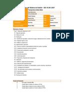 Diagnostco OHSAS