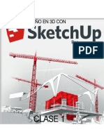 Clase 1 - Sketchup2018