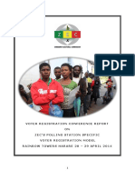 ZEC 28_29 04 2014 VR Conference Final Report 29 07 2014 With Pictures - Consolidated