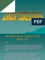 diapositivas de la 1° etapa de H. y S.