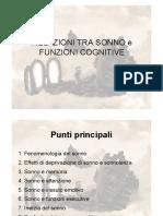 05.Sonno (Funz Cognitive Short)