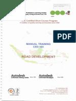 Tutorial Road Development