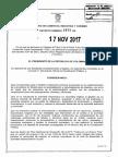 Decreto 1875 Del 17 de Noviembre de 2017