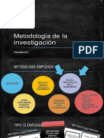 Metodology Investigation