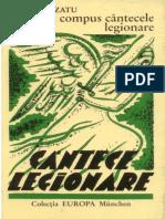 Ion Manzatu - Cum am compus cantecele legionare - ed. Ion Marii Verlag, Munchen 1996