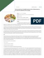 Procedencia Del Embargo de La Pensión Por Invalidez Que Percibe El Alimentante, A Fin de Dar Cumplimiento a La Cuota de Alimentos de Sus Hijos
