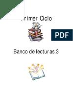 Banco Lecturas 3