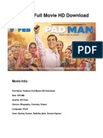 Padman Full Movie HD Download.output