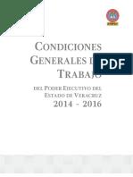Condiciones Generales Del Trabajo 2014 2016
