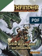 Pathfinder RPG - Guia Avançado Do Jogador (Fundo Branco) - Biblioteca Élfica