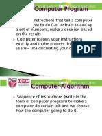 Computer Program Week3