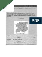 Tema 5 - Factor de Empaquetamiento y Densidad