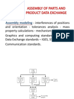 Unit v Assembly of Parts and Product Data Exchange
