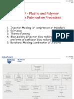 Chapter 9 PlasticFabricationProcesses