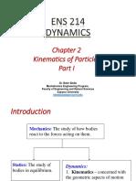 2.+Kinematics+of+particles+-+Part+I