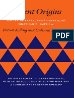 Burkert, Walter_ Girard, René_ Hamerton-Kelly, Robert_ Smith, Jonathan Z-Violent Origins_ Walter Burkert, Rene Girard, and Jonathan Z. Smith on Ritual Killing and Cultural Formation-Stanford Universit.pdf