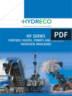 HY Series Valves