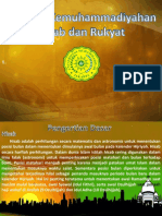 Hisab Dan Rukyat Pak Bambang